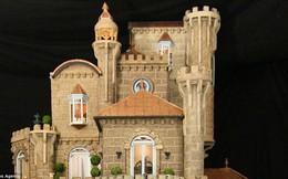 Lâu đài búp bê đăt nhất thế giới gần 9 triệu đô có gì?