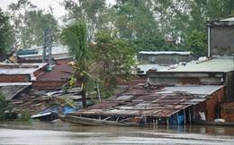 Mưa lũ tại miền Trung: 18 người chết và mất tích
