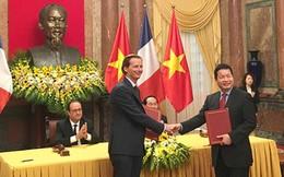 """""""Cải thiện cán cân thương mại là điều Pháp hướng tới Việt Nam"""""""
