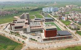 Cận cảnh ngôi trường chuyên trị giá 600 tỷ đồng hiện đại nhất Việt Nam