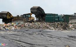 TP HCM yêu cầu bãi rác Đa Phước có biện pháp giảm mùi hôi