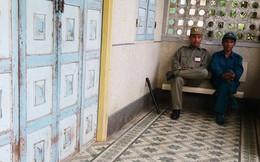 Bảo vệ dân phố canh cửa nhà người trúng số 92 tỷ đồng