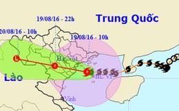 Bão số 3 áp sát Quảng Ninh - Nam Định, Bắc Bộ mưa to