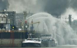Nổ nhà máy hóa chất lớn nhất thế giới ở Đức