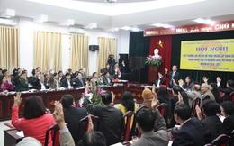 Danh sách 38 ứng viên đại biểu Quốc hội tại Hà Nội