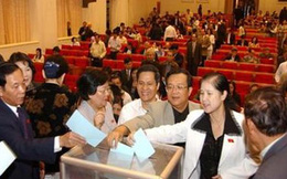 Danh sách 87 ứng viên Quốc hội khóa 14 tại Hà Nội