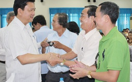 Ai sẽ ứng cử đại biểu Quốc hội cùng Bí thư Đinh La Thăng?