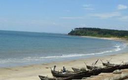 Cận cảnh biển miền Trung và hệ thống giám sát xả thải Formosa