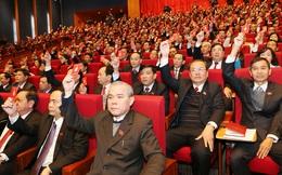 Đại hội XII không đồng ý sửa đổi Điều lệ Đảng