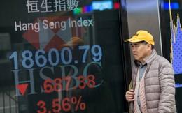 Vừa mở cửa, chứng khoán Trung Quốc lại đi xuống