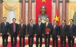 Chủ tịch nước, Thủ tướng bổ nhiệm nhân sự 2 Bộ: Ngoại giao, Y tế