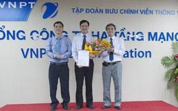 Ông Nguyễn Nam Long chính thức được bổ nhiệm làm Tổng giám đốc VNPT-Net