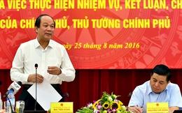 """Bộ trưởng - Chủ nhiệm VPCP: """"Không thể ngồi trên mây rồi phân công, giao việc"""""""