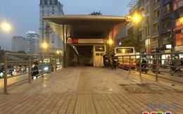 Vì sao dự án bus nhanh Hà Nội chậm tiến độ?