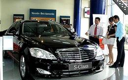 VCCI đề nghị bỏ quy định nhập xe giống Thông tư 20