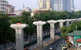 Đường sắt Cát Linh - Hà Đông chậm tiến độ do Tổng thầu Trung Quốc nợ hơn 500 tỷ đồng