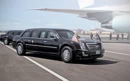Siêu limousine của Tổng thống Donald Trump có gì mới?