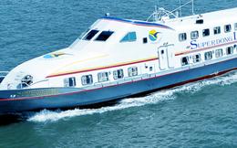 Superdong – Kiên Giang đóng tàu cao tốc 1,5 triệu USD