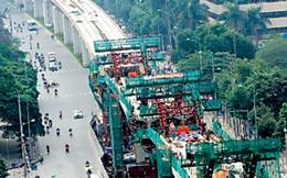 Đường sắt Cát Linh - Hà Đông tiến độ quá chậm