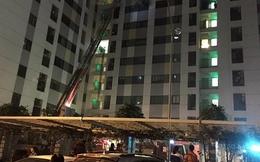 Thiết bị cảnh báo cháy chung cư ở Linh Đàm: Có cũng như không?