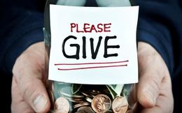 Làm từ thiện kiểu mới
