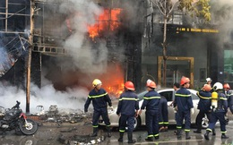 Triệu tập bà chủ quán karaoke xảy ra vụ cháy lên công an làm việc