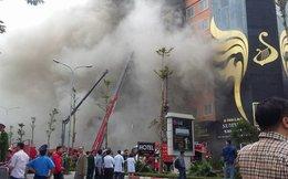 Cháy karaoke chết 13 người: Khởi tố 3 bị can