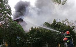 Liên tiếp xảy ra 2 vụ cháy tại nhà dân ở Hà Nội
