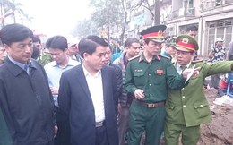 Chủ tịch Hà Nội: Khẩn trương cứu nạn, xử lý vụ nổ kinh hoàng ở Hà Đông
