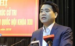 Chủ tịch Nguyễn Đức Chung trúng cử với số phiếu bầu cao nhất Hà Nội