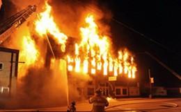 Cách thoát đám cháy nhiều khói