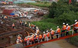10 triệu dân TP.HCM sẽ đánh giá công trình chống ngập 10.000 tỷ đồng
