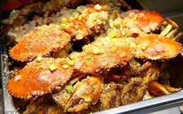 Hải sản, thịt, rau chế biến sẵn chứa hóa chất cao nhất