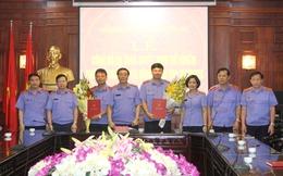 Bổ nhiệm 2 Phó Thủ trưởng Cơ quan điều tra VKSNDTC