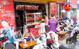 """Lotteria, KFC và Jollibee sẽ phải lo sợ với mô hình chuỗi """"gà rán xe đẩy"""" của đại gia Thái C.P Group"""