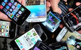 Điện thoại nhập khẩu từ Mỹ về Việt Nam tăng đột biến