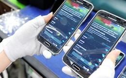 Điện thoại dẫn đầu giá trị xuất khẩu 8 tháng, đạt trên 22 tỷ USD