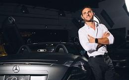 Doanh nhân 28 tuổi đẹp trai quyến rũ, kiếm được 1 tỷ USD nhờ bán xe Lamborghini