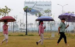 Công nhân Samsung VN: Chúng tôi không thất nghiệp vì Note 7