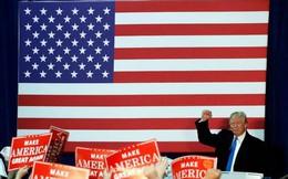 Chặng nước rút, ông Trump chạy tranh cử xuyên đêm
