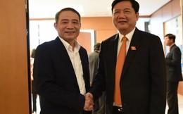 Ông Đinh La Thăng bày tỏ tâm tình với ngành GTVT