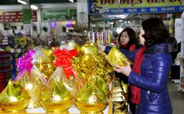 Lượng hàng hóa phục vụ Tết tại Thủ đô tăng khoảng 10%