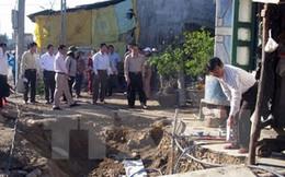 Dự án Nâng cấp, mở rộng QL 1A làm nứt gần 1.800 nhà dân