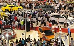 Tháng Ngâu kéo tụt sức mua ôtô