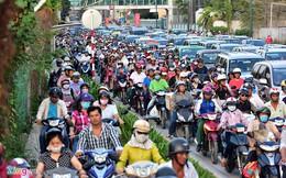 Cấm ô tô theo giờ quanh sân bay Tân Sơn Nhất