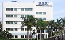 Cơ điện lạnh REE chốt quyền nhận cổ tức bằng cổ phiếu tỷ lệ 15%