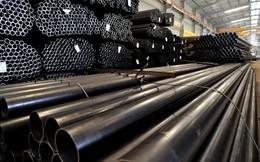 Ống thép Hòa Phát chiếm 25,32% thị phần trong tháng 10
