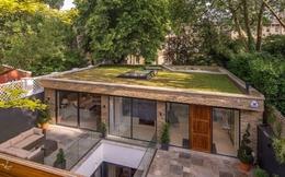 Thiết kế nhà chìm dưới đất: Không gì là không thể