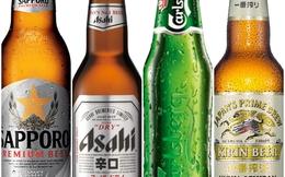 """Cuộc chiến """"bong bóng"""" tranh giành ngành bia Việt Nam"""