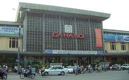 Khu vực ga Hà Nội sẽ thành khu trung tâm công cộng dịch vụ - văn hóa?